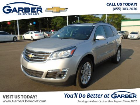 Pre-Owned 2014 Chevrolet Traverse 1LT FWD SUV