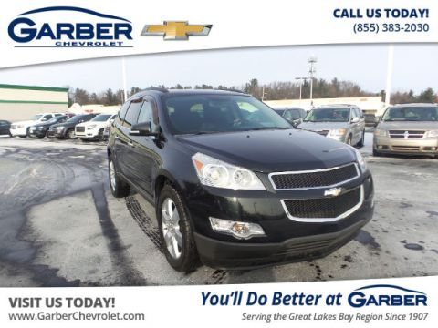 Pre-Owned 2010 Chevrolet Traverse  FWD SUV