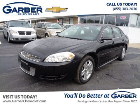 Pre-Owned 2016 Chevrolet Impala Limited LT FWD Sedan