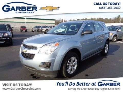 Pre-Owned 2014 Chevrolet Equinox LS FWD SUV