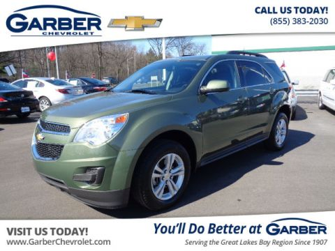 Pre-Owned 2015 Chevrolet Equinox LT w/1LT FWD SUV